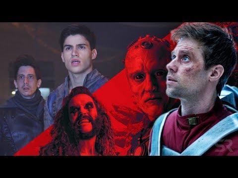 Krypton Season 2's Ending Makes The Show Look More Like DC Comics