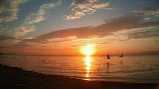 2014 03 06 -17:28 - Lazise, Lago di Garda, Time Lapse tramonto.