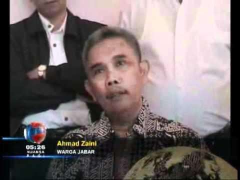 Ahmad Zaini, Terkaya di Dunia ,Wakafkan Kekayaan untuk Bangsa
