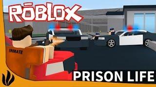 ROBLOX: PRISON LIFE FR: Let's Play par Dr_Horse. Je vous présente Roblox et le Prison Life en particulier !