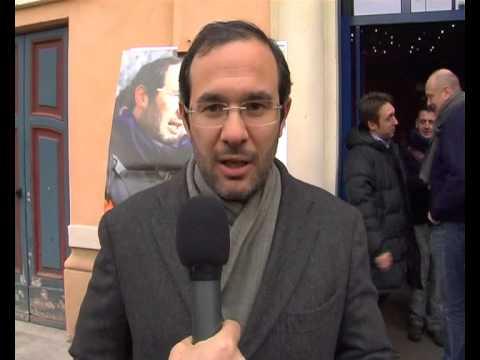 Umberto Ambrosoli ringrazia i militanti