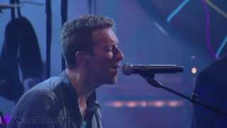 Coldplay - Fix You (Live on Letterman)