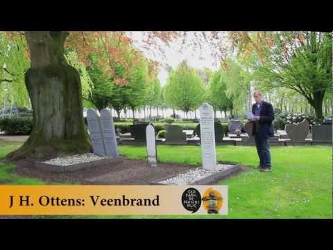 Gedicht Jan Ottens: Veenbrand