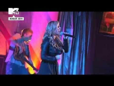 Фото Анна Семенович - Слушай Тело (Live, MTV Europe Music Awards, 2010)