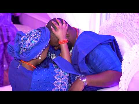 Nigerian Engagment & Wedding of Joshua & Olamide