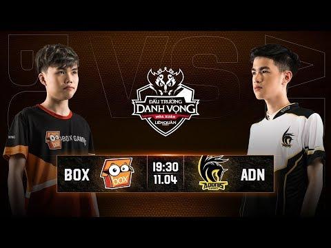 BOX Gaming vs Adonis Esports - Vòng 9 Ngày 2 - Đấu Trường Danh Vọng Mùa Xuân 2019 - Thời lượng: 1:38:23.
