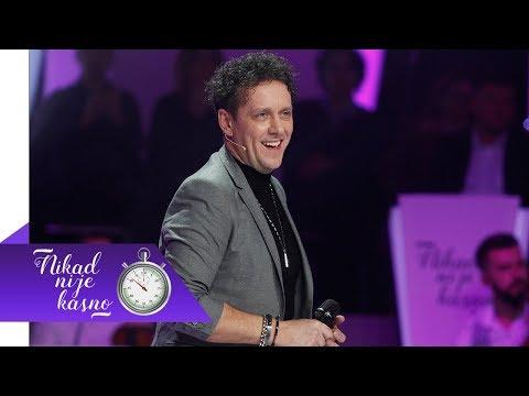 Dzenan Loncarevic - A ja imam tebe, Daire - (live) - NNK - EM 22 - 24.02.2019
