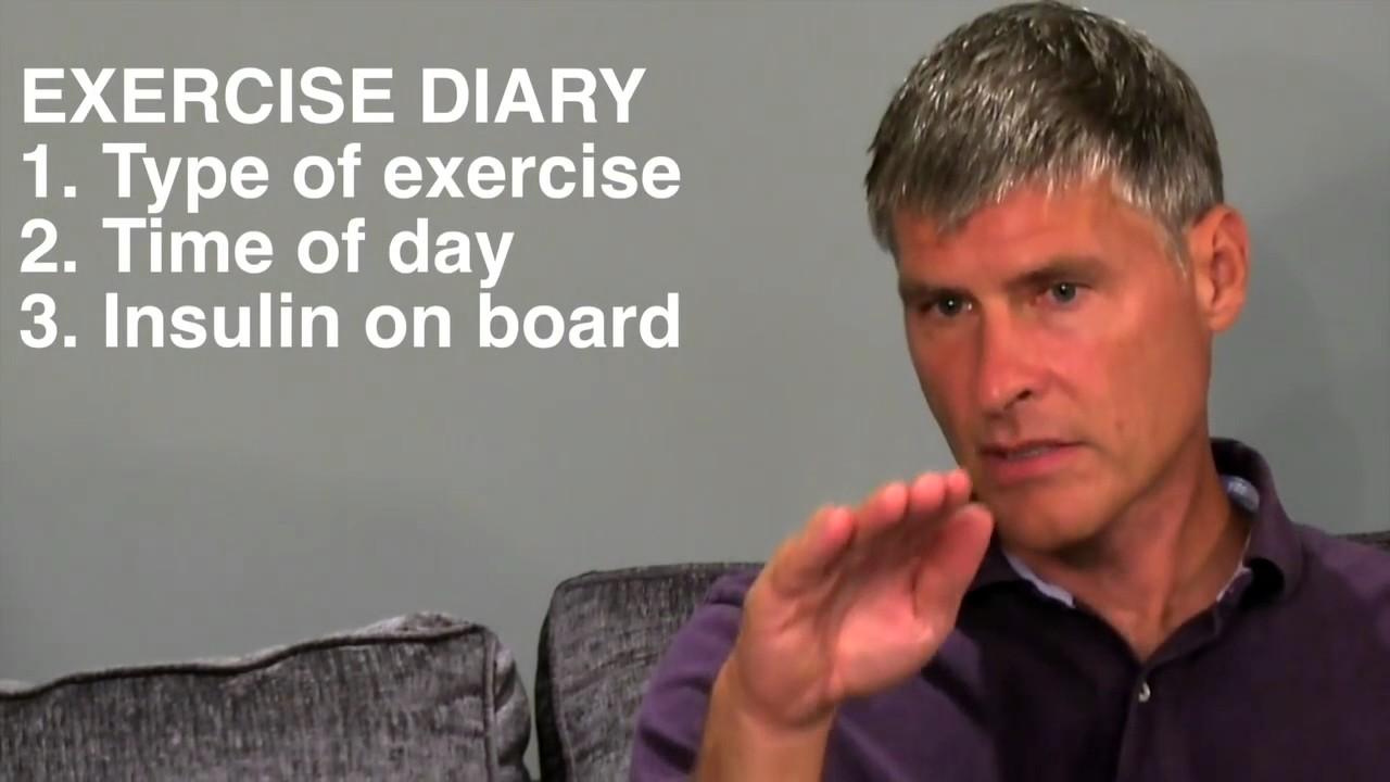 Про физические нагрузки и диабет с Майклом Ридделлом. Диабет, сахарный диабет, СД1 типа, СД 2 типа, Правило 15.