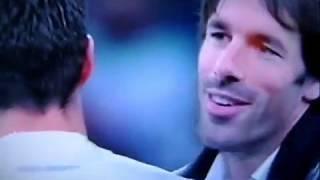 Ruud Van Nistelrooy verabschiedet sich von Real-Fans