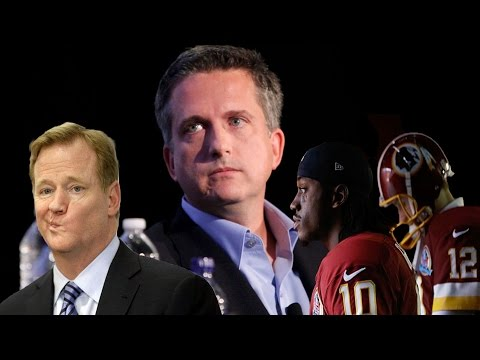 Roger Goodell, Bill Simmons Suspension & the Washington Redskins with Kahlil Bell and Korbin Miles