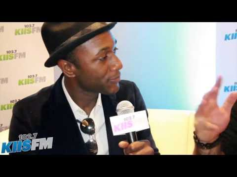 Getting to know Aloe Blacc..