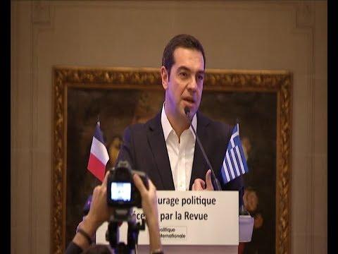 Αλ. Τσίπρας: Το σθένος το δικό μας είναι το σθένος του λαού μας