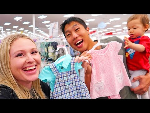 Shopping For Baby Number Three!
