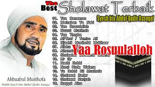 Video Sholawat Terbaik Habib Syech Bin Abdul Qadir Assegaf - Merdu The Best MP3, 3GP, MP4, WEBM, AVI, FLV April 2019