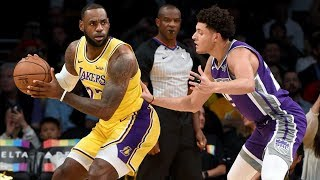 Ingram Impresses LeBron 31 Points, Clutch Performance! 2018-19 NBA Preseason