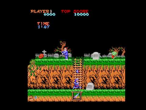 ghosts n goblins amiga rom