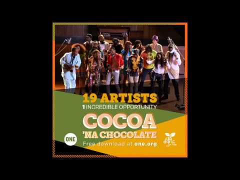 D'banj, Femi Kuti, Fally Ipupa, Omawumi, Diamond, Africa All Stars -- Cocoa Na Chocolate