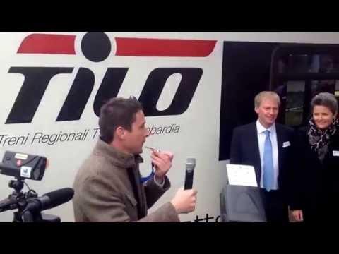 """""""Tutti sul treno!"""" Matteo Pelli dà il primo fischio"""