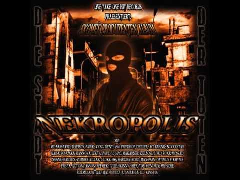 Skome - Nekropolis (mit Hardiss, Optimus P.Rhyme, Max Pain, Robo & Julie)