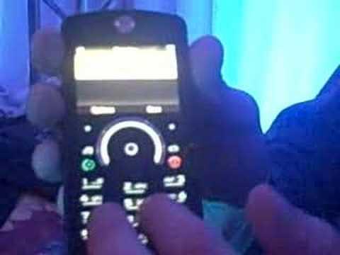 CES 2008: Motorola ROKR E8, interesante nuevo teléfono