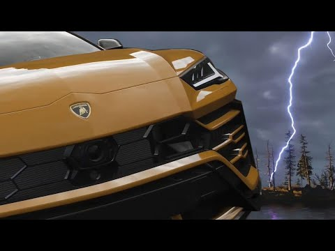 Forza Horizon 4 – Gymkhana Vehicles Trailer