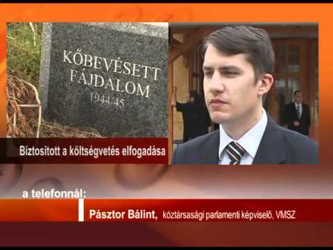 Híradó - A parlament előtt a büdzsé-cover