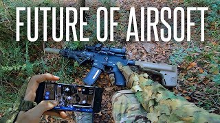 THIS IS THE FUTURE OF AIRSOFT - Blue Fox Tracker App