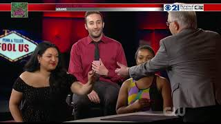 Paul Gertner Returns and Fools Penn & Teller…Twice!  Only Magician to Appear 3 Times on FOOL US