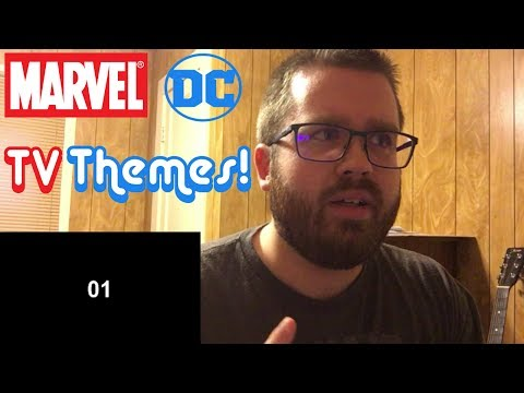 Marvel & DC TV Show Theme Songs Test! (20 Themes, But Did I Pass?)