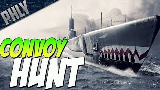 Nonton Convoy Hunt   Das Boot  Ironwolf Vr Gameplay  Film Subtitle Indonesia Streaming Movie Download