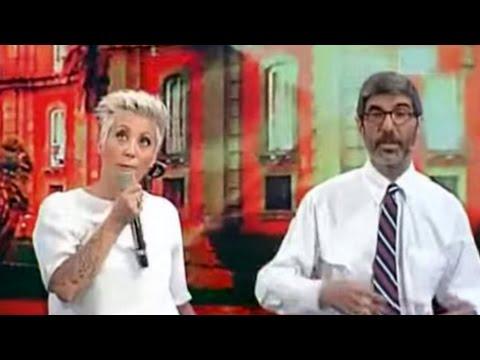 malika ayane bersaglio dei precari napoletani al parallelo italia