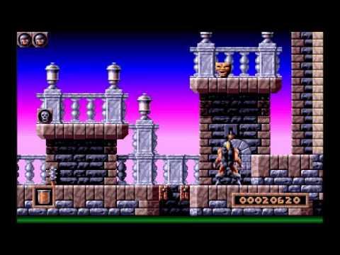 Gods - Atari ST [Longplay]