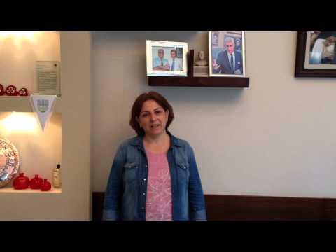 Ayşe Örtlek  - Spinal Tümör Hastası - Prof. Dr. Orhan Şen