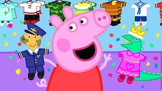 Peppa Pig English Episodes 🎉 Peppa's New Year, New Look 🎉 Peppa Pig Official | 4K