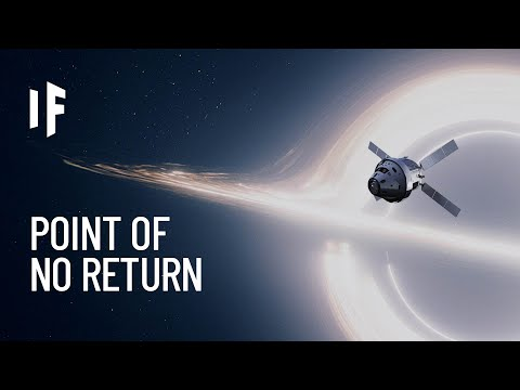 What If You Traveled to a Black Hole?