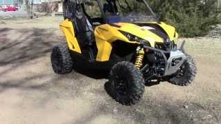 9. 2013 Can-am Maverick 1000R