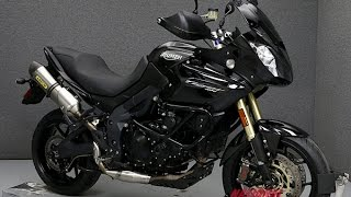 5. 2010 TRIUMPH TIGER 1050  - National Powersports Distributors