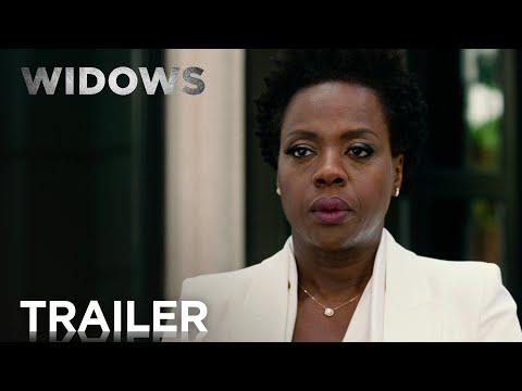 WIDOWS | Official Trailer #2 | In Cinemas November 22, 2018
