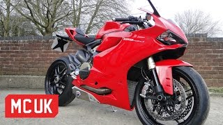 3. DUCATI 1199 PANIGALE 2012 - Review & Exhaust Sound