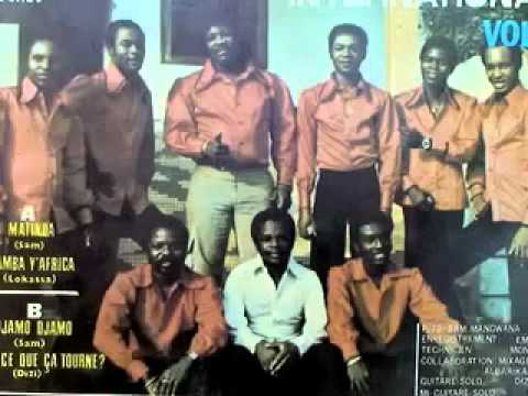Djamo Djamo _Sam Mangwana & the African All-Stars_