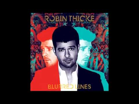 Robin Thicke Blurred Lines (official) Audio