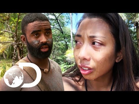 Constant Criticism Pushes Contestant To The Limit | Naked And Afraid