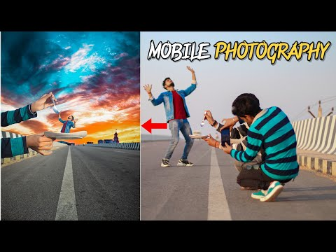 5 🔥 TRENDING PHOTOGRAPHY IDEAS in 2020 | Mobile Photography Tips & Tricks Step By Step In Hindi
