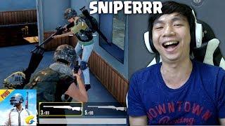 Tukang Begal Pake Sniper - PUBG Mobile - Indonesia