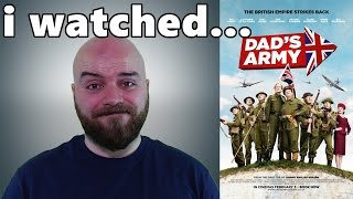 Dad's Army 2016 Review