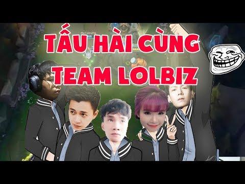 Tấu hài cùng team LoLBiZ, ca sĩ Ngô Kiến Huy, Khởi My, Kelvin Khánh, HLV Ren và Con Cá Trê - Thời lượng: 9 phút, 47 giây.
