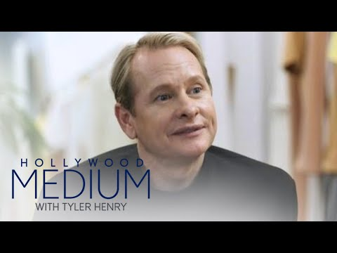Carson Kressley Wants to Know If He'll Have a Love Life | Hollywood Medium with Tyler Henry | E!