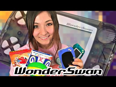 Japanese WONDERSWAN BUYING GUIDE + Great Games!