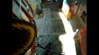 POV Urban downhill San Remo 2015 Paul Rovigo