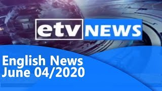 English News June 04/2020